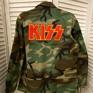 Vintage U.S. Army KISS Camouflage Jacket